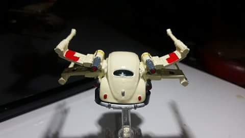 Javiel Cruz Rosa - XWing Beetle 2