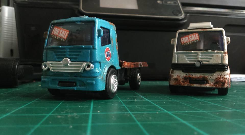 Jude Thomas Trayvilla Dirty Trucks 1