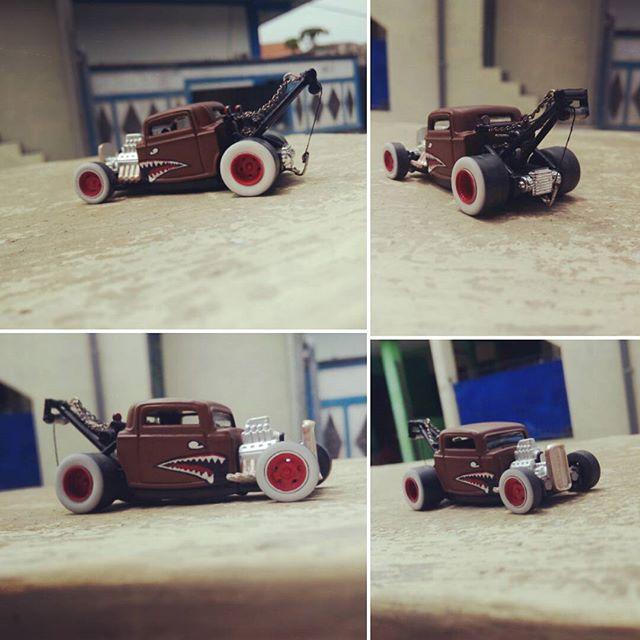 Koekoeh_blaar_custom crazy rat rod tow shaker