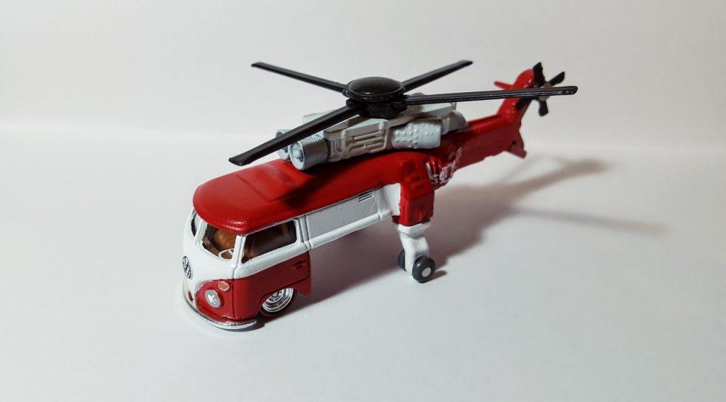 Kombi Kopter 10