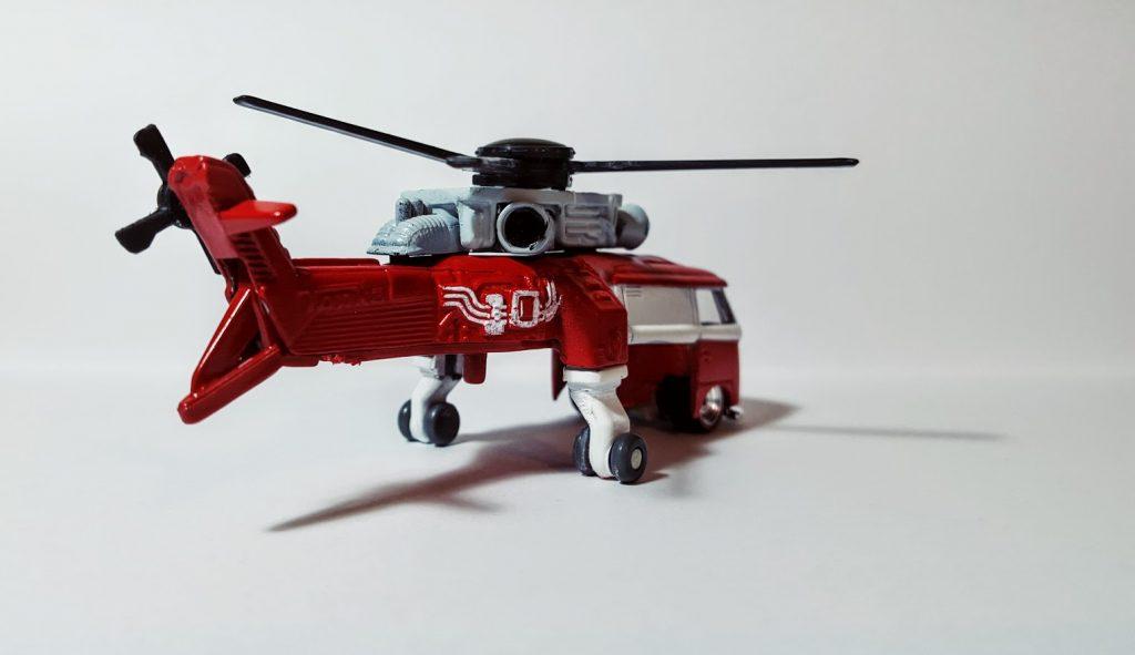 Kombi Kopter 14