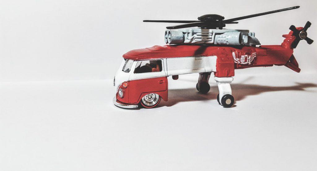 Kombi Kopter 15
