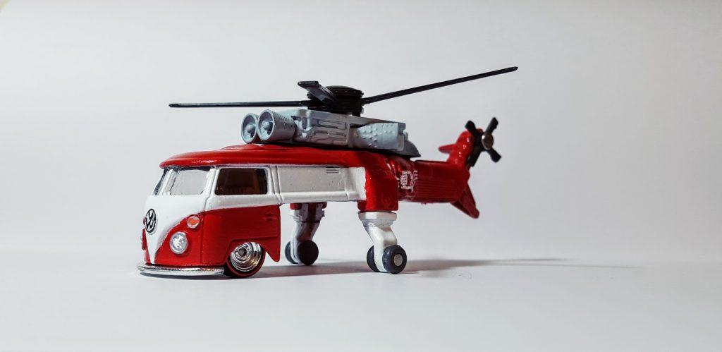 Kombi Kopter 20