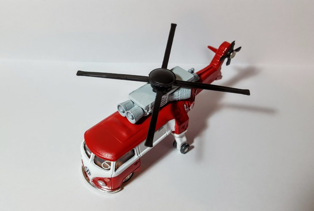 Kombi Kopter 3