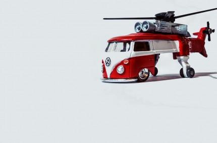 The Kombi Kopter
