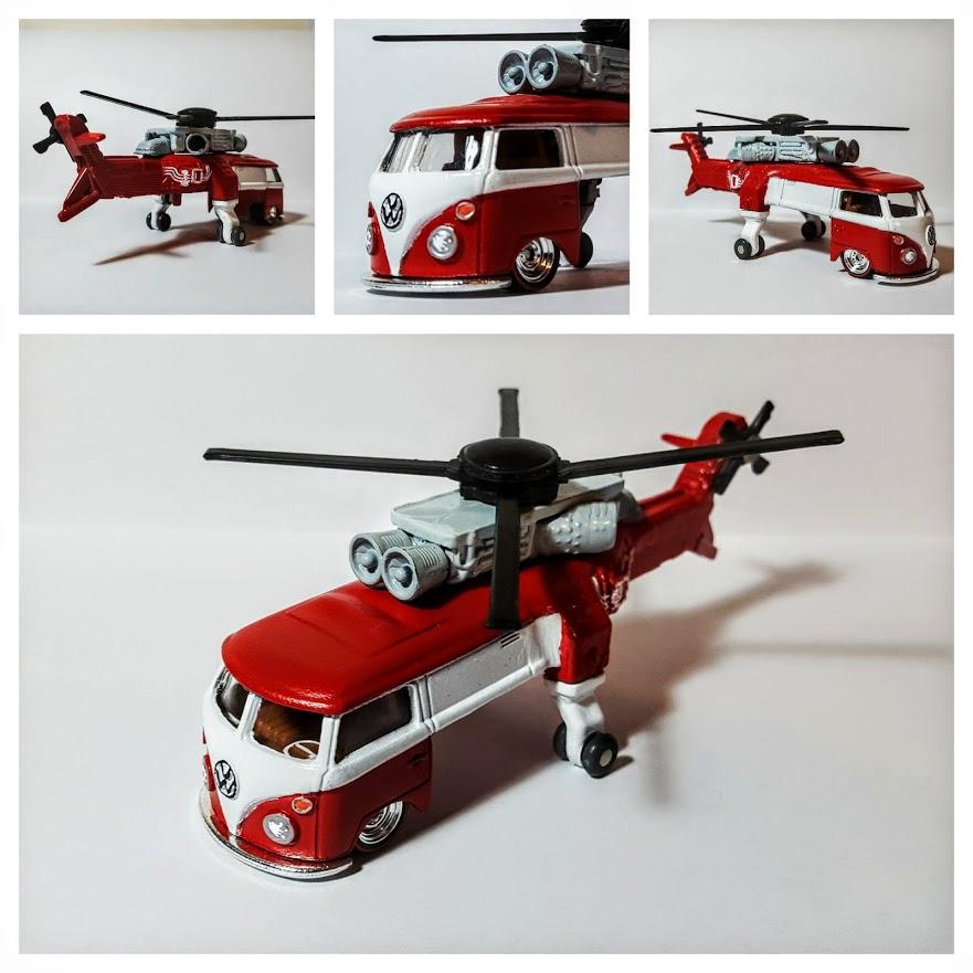 Kombi Kopter collage 1