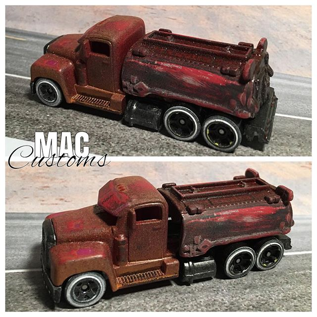 Macustomizer tanker truck 1
