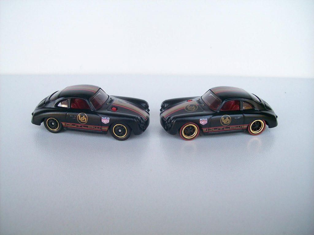 Pedro Schultz - Porsche 356B Wheelswap WIN
