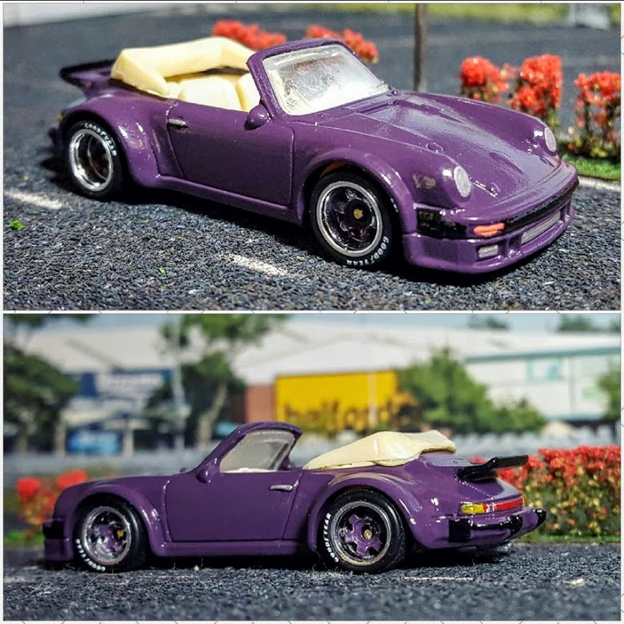 porsche 934rsr to 911cab custom hotwheels diecast cars. Black Bedroom Furniture Sets. Home Design Ideas