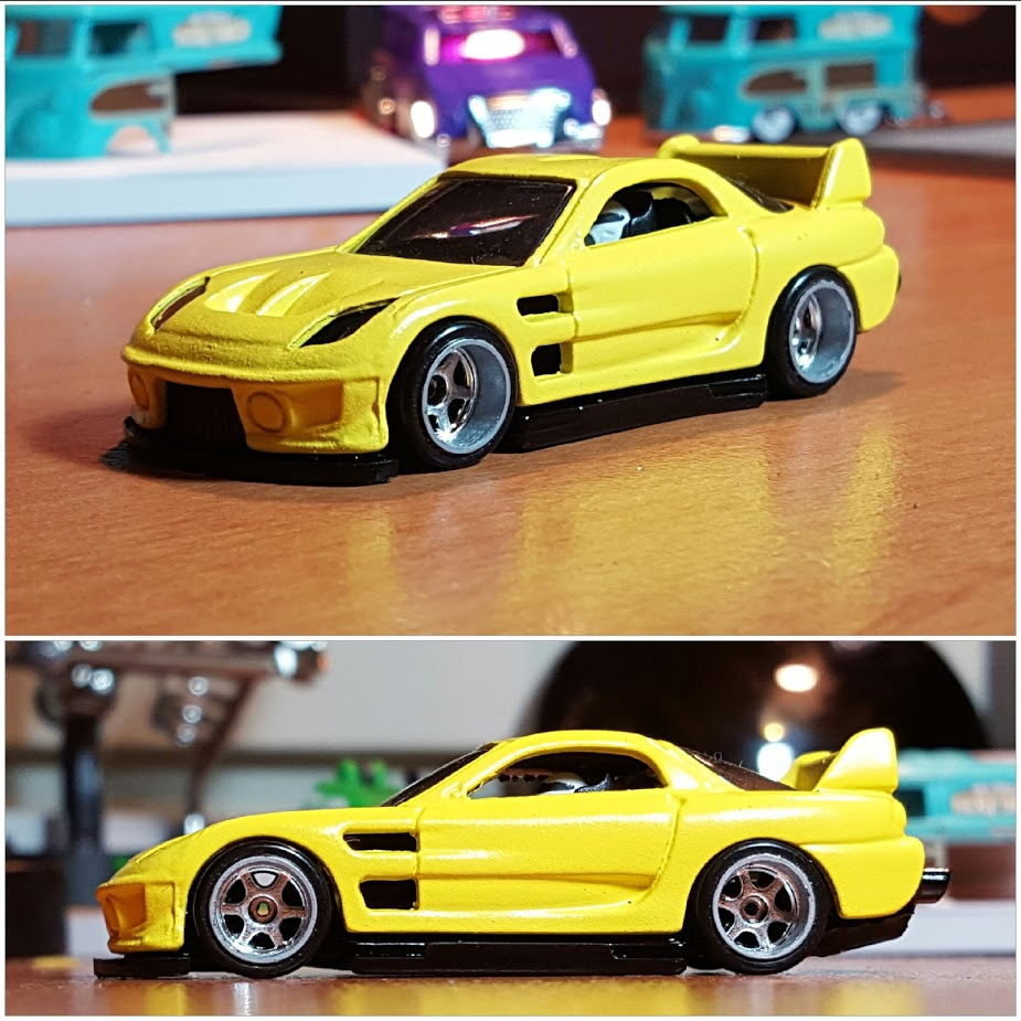 RX7 Stig Driving 1