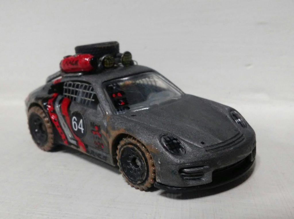Sharon Tarshish Porsche offroad 1