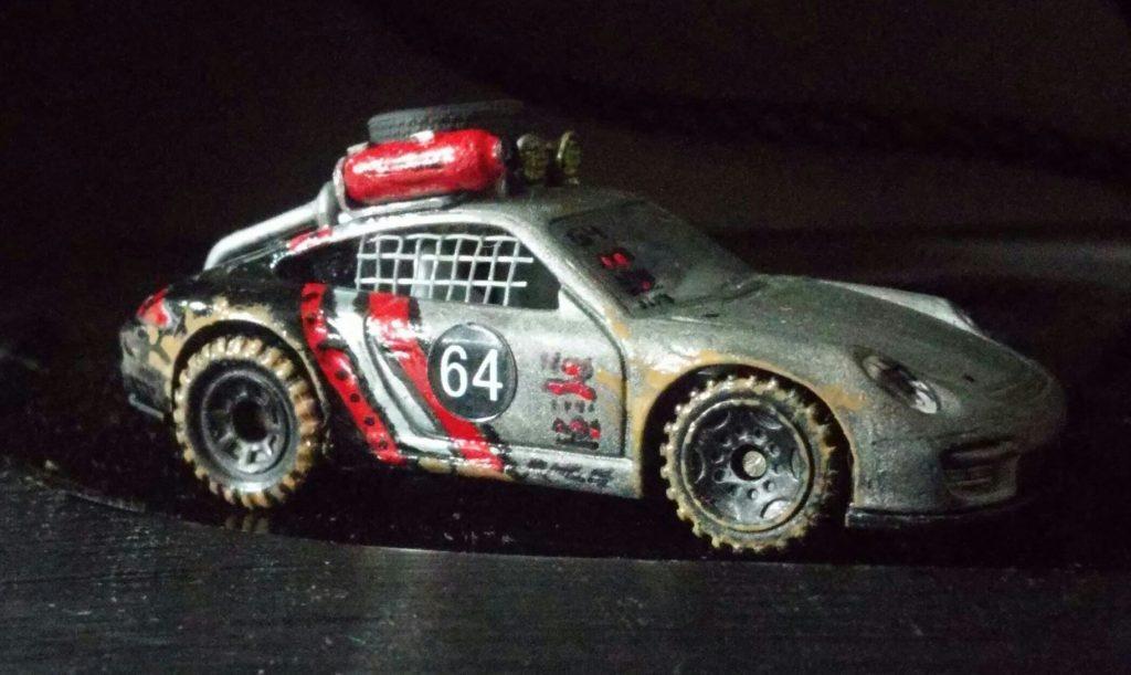 Sharon Tarshish Porsche offroad 2