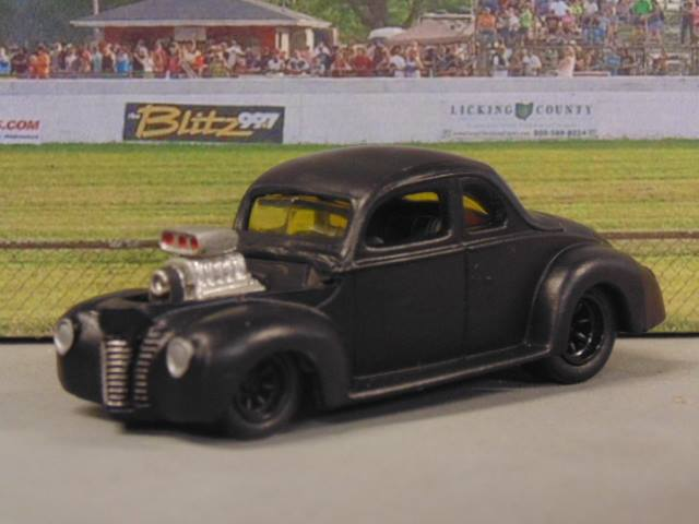 Steve Mason - 1940 Ford Coupe 1