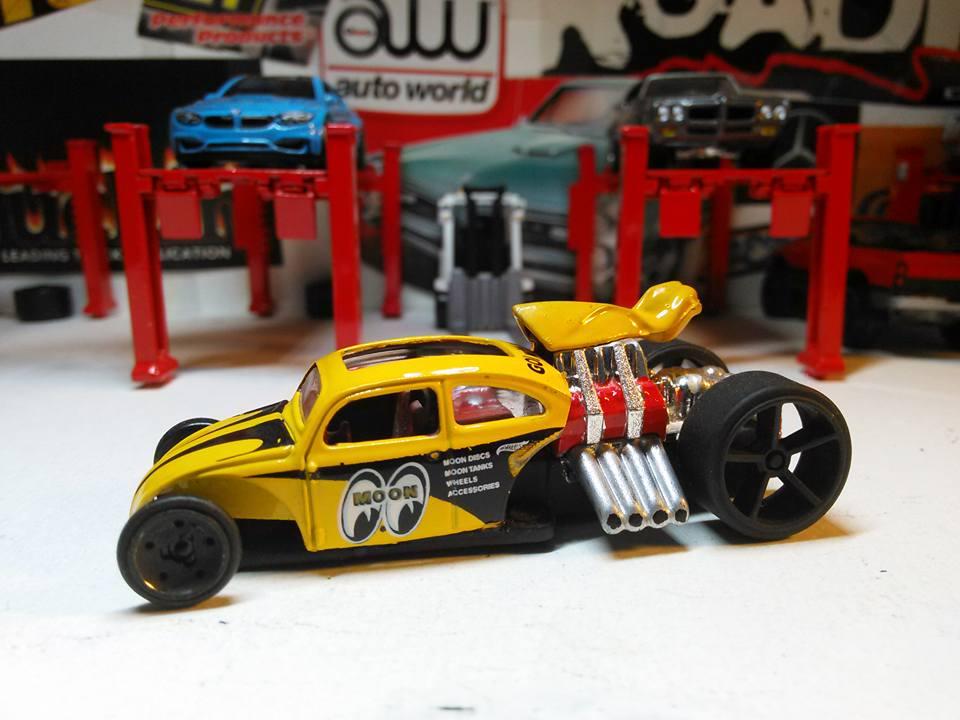 Tyrell Ol Skool Newton - Drag bug 1