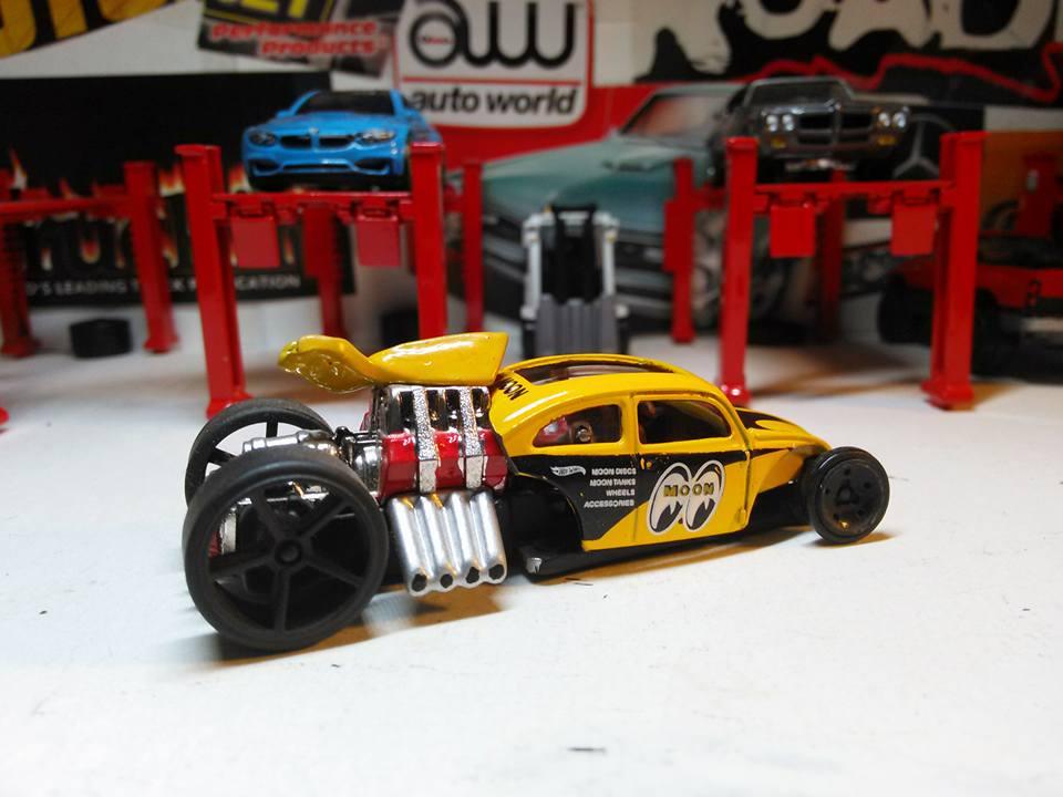 Tyrell Ol Skool Newton - Drag bug 2