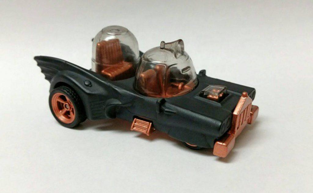 Xavier Puente - Homer Batmobile 1