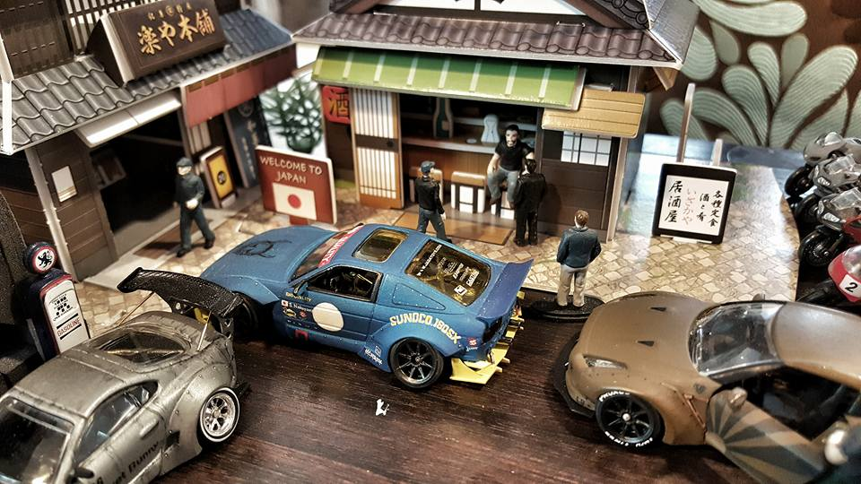 diorama days by Pisut Masanong 3
