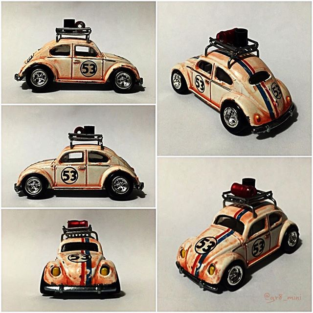 gr8_mini herbie custom
