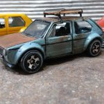 How To Make a Volkswagen Golf Mk1