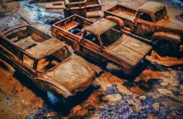 How To Rust Hotwheels & Diecast Cars