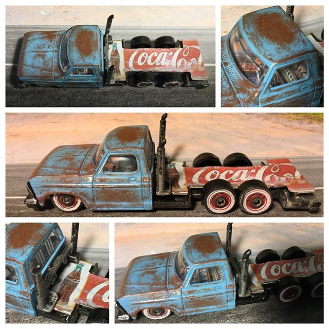 macustomizer - ford coca cola pickup 2