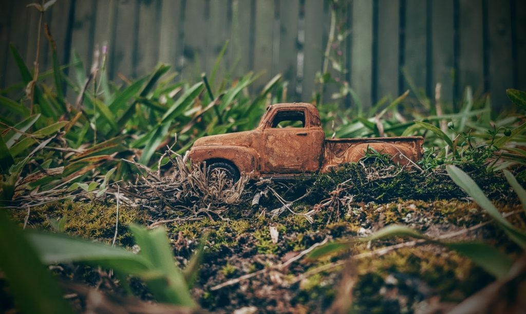 rusted 53 chevy pickup 11