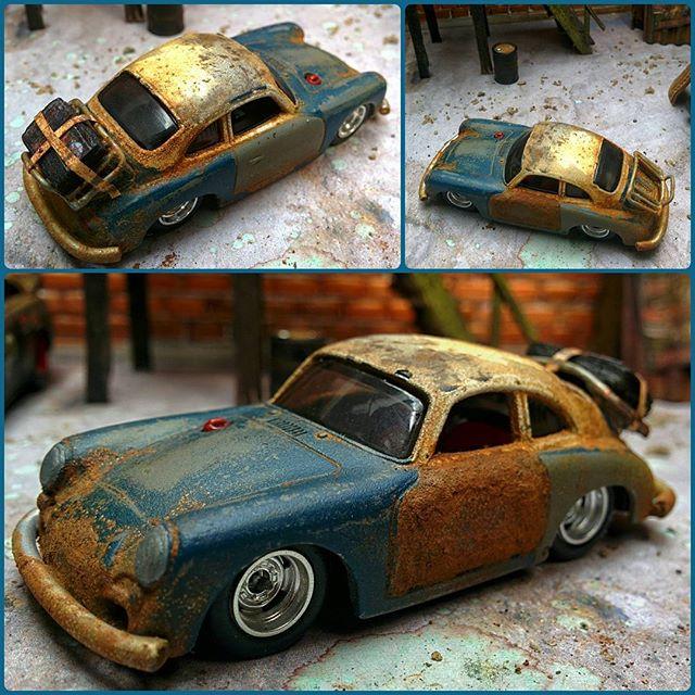 streetrod60 Porsche 356B 1