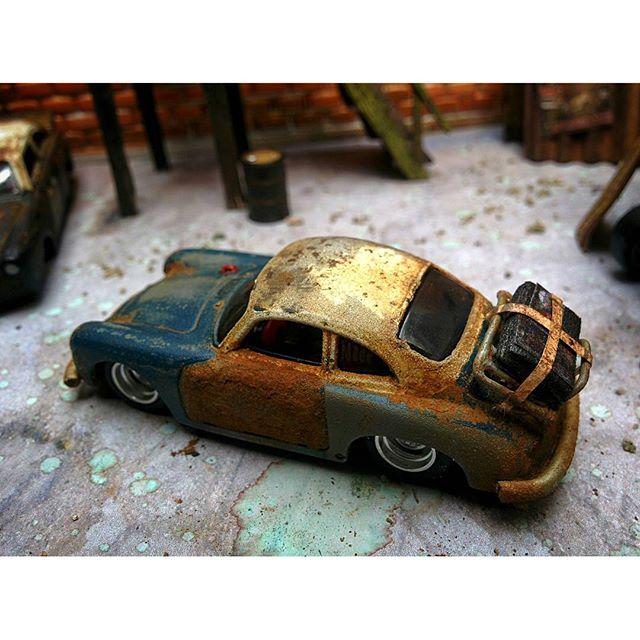 streetrod60 Porsche 356B 2