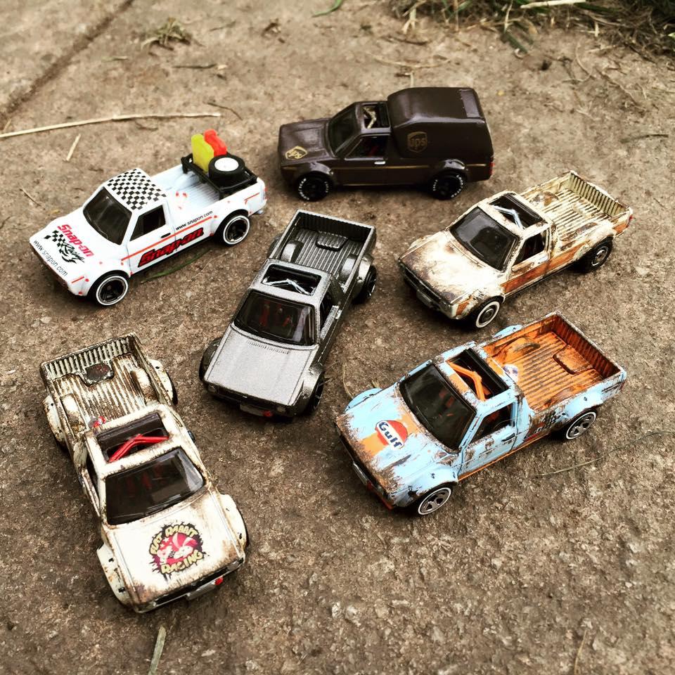 Ben Cherrington Caddy Collection