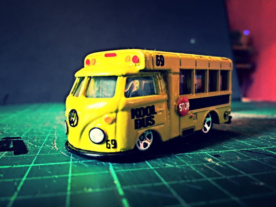 Ben Cherrington Kool Bus 1