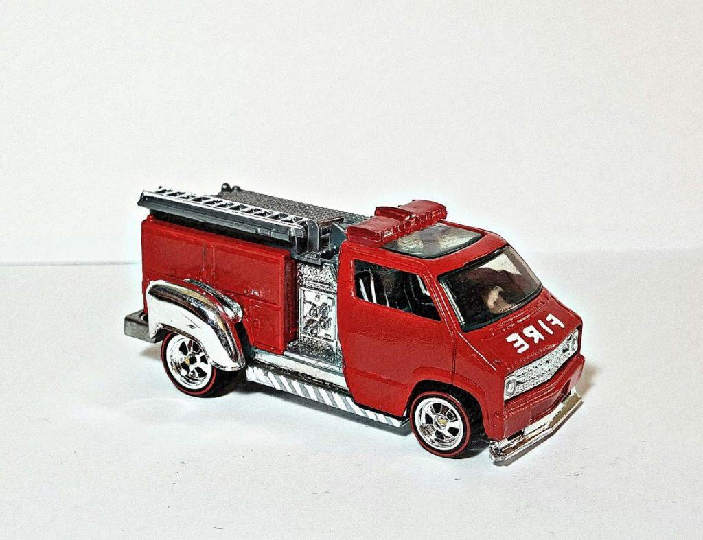 Dodge Van Firetruck 1