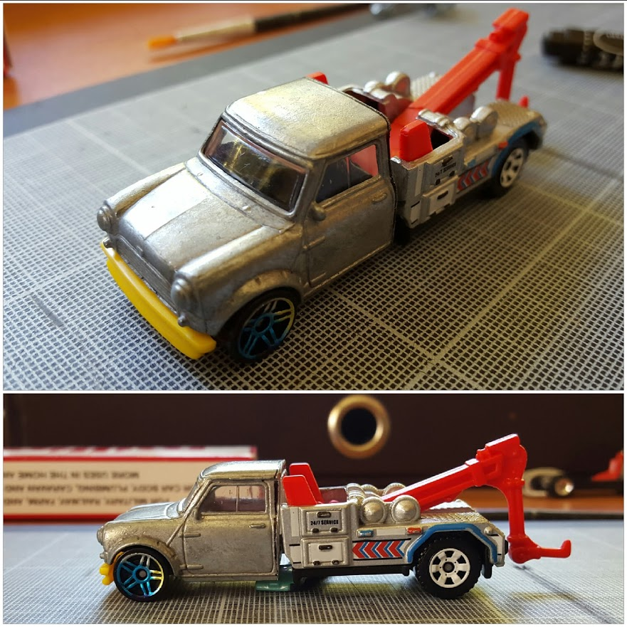 custom concept tankers and tow trucks