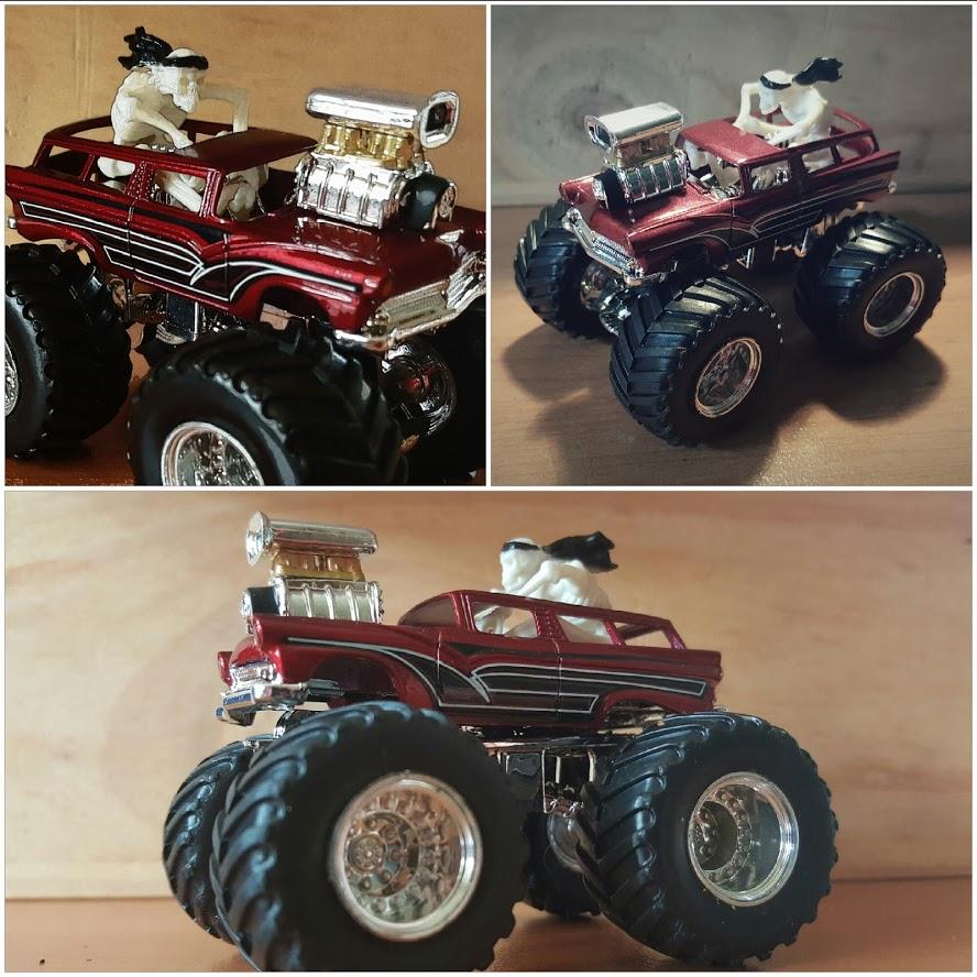 Monster Truck Custom - Montage 5