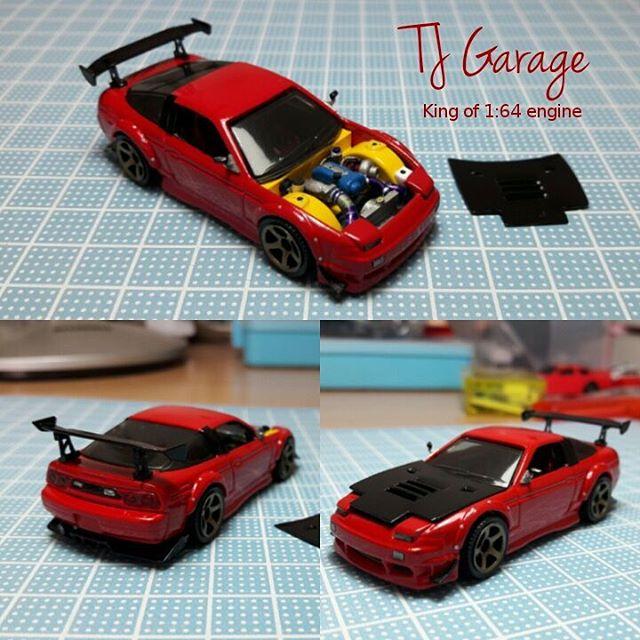 TJ__garage custom SR20DET in 180sx