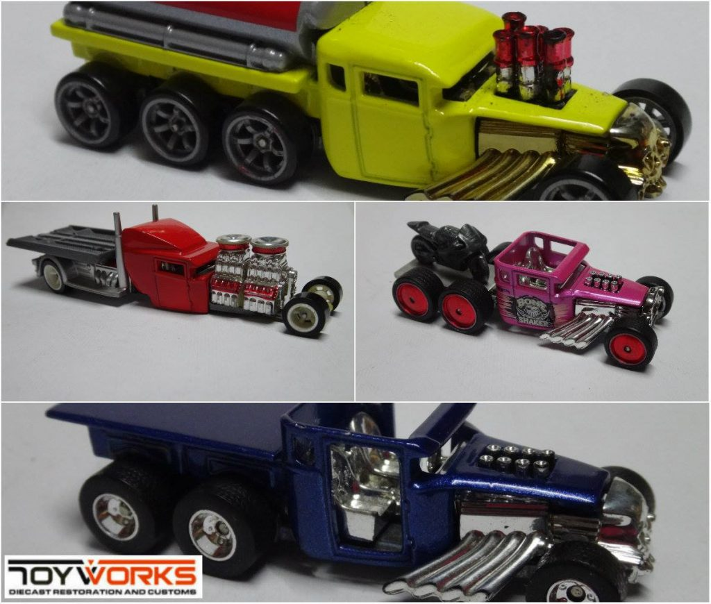 Toyworks - boneshakers