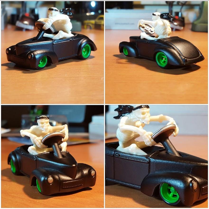 willys pedal car my custom hot wheels