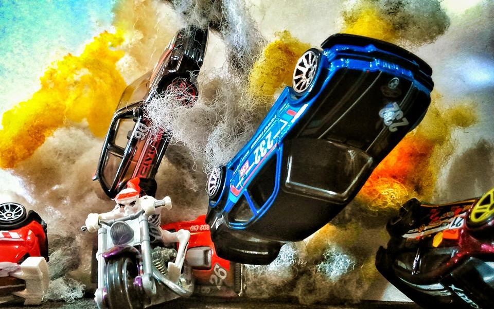 hendy hendy lagi - awesome action shot