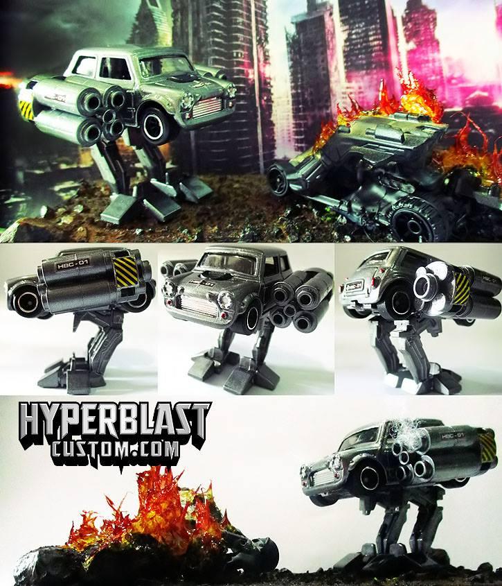 hyperblast custom mini 2