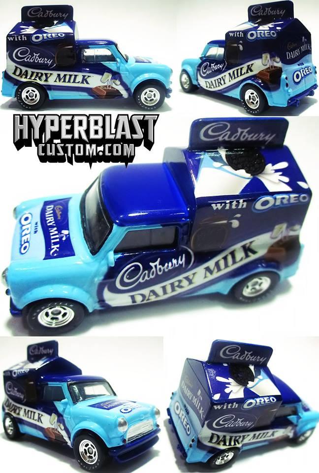 hyperblast custom mini