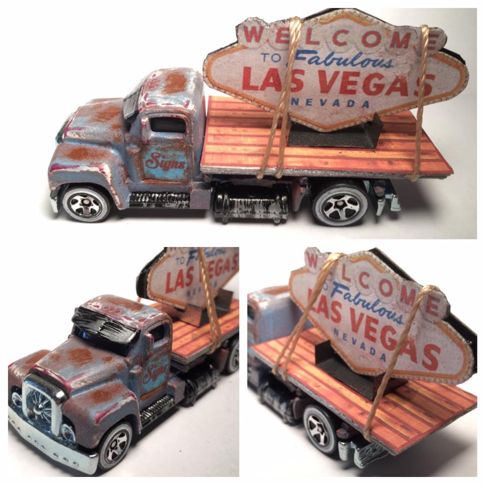 macustomizer Mark Cary Vegas Sign Delivery