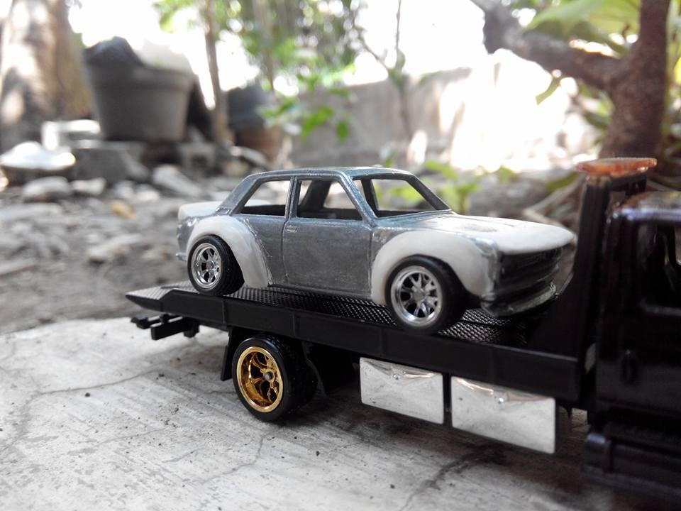 Diy Diecast Race Cars