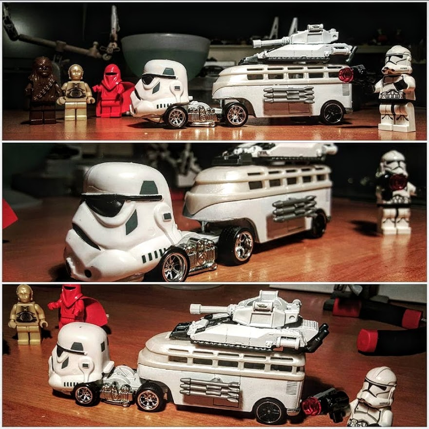volkswagen storm trawler my custom hotwheels diecast cars. Black Bedroom Furniture Sets. Home Design Ideas