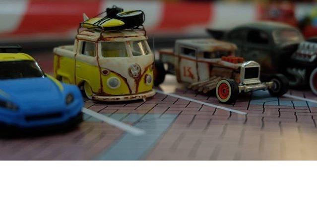 Your Custom Hotwheels 7