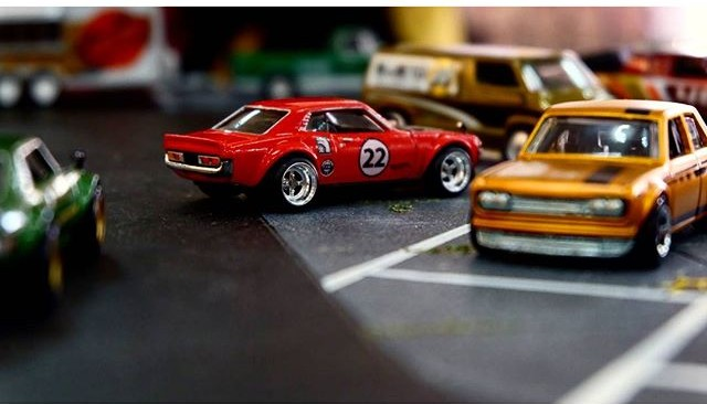 best custom hot wheels cars on instagram April 2016