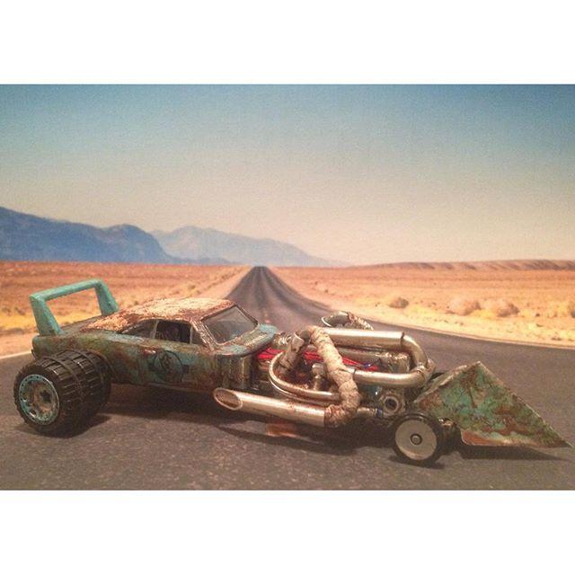 best custom hot wheels cars on instagram April 2016