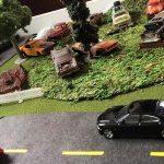 How To Make a Diorama Junk Yard