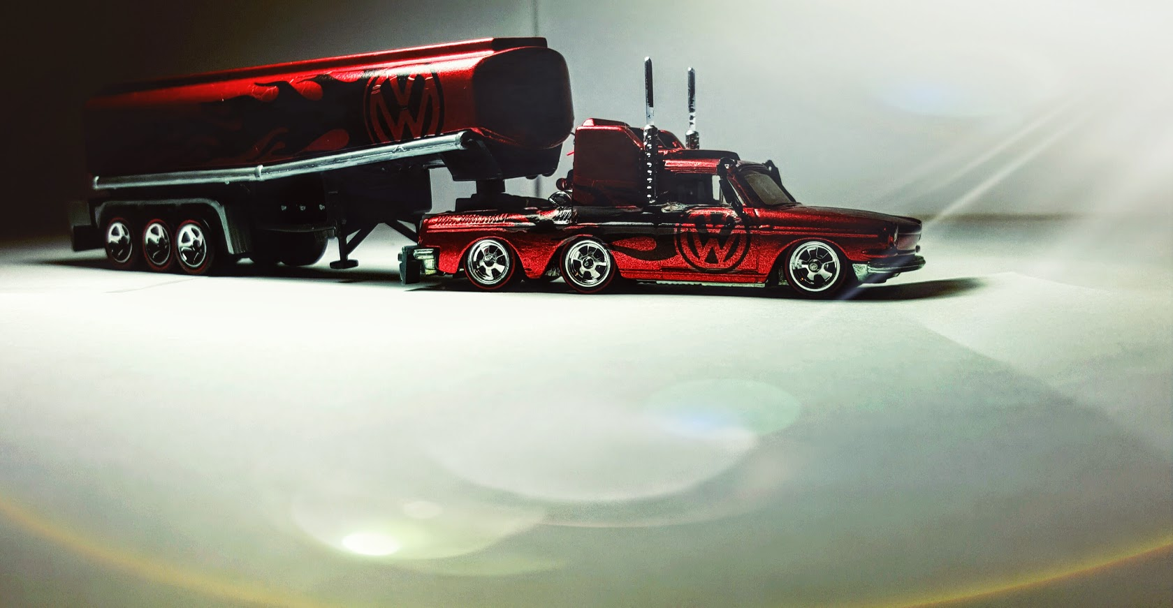 Volkswagen Squareback Tanker