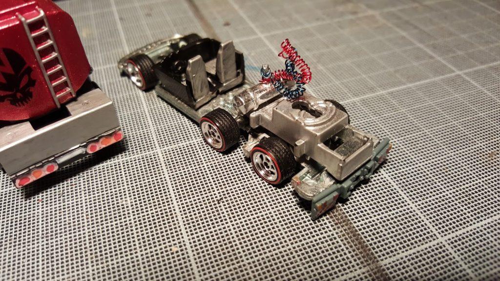 Volkswagen Squareback Tanker WIP 18