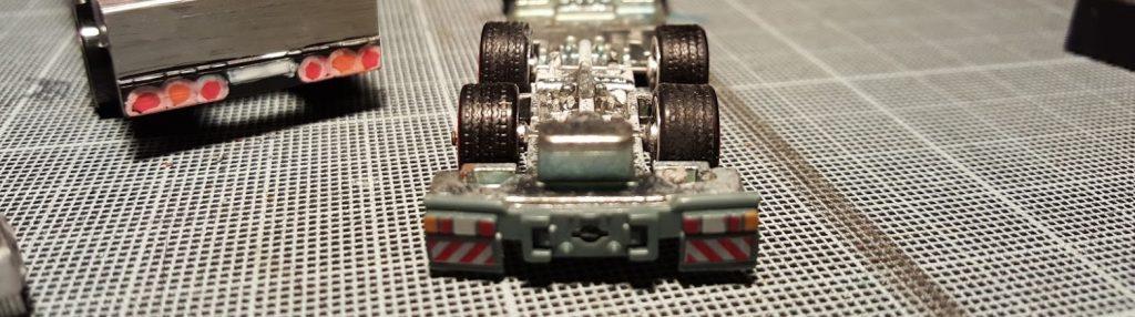 Volkswagen Squareback Tanker WIP 21