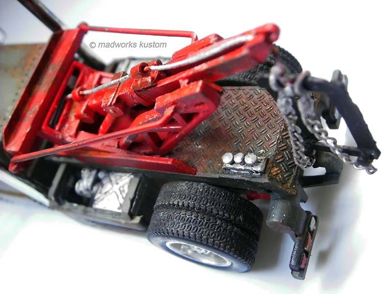 scratch built Hot Wheels parts by Hadi Rochmansyah